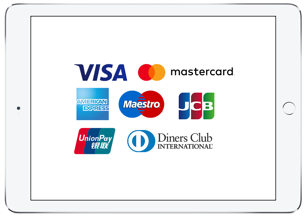 Payment methods cards